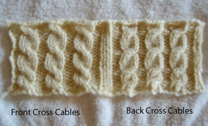 crochet cable stitch Car Tuning