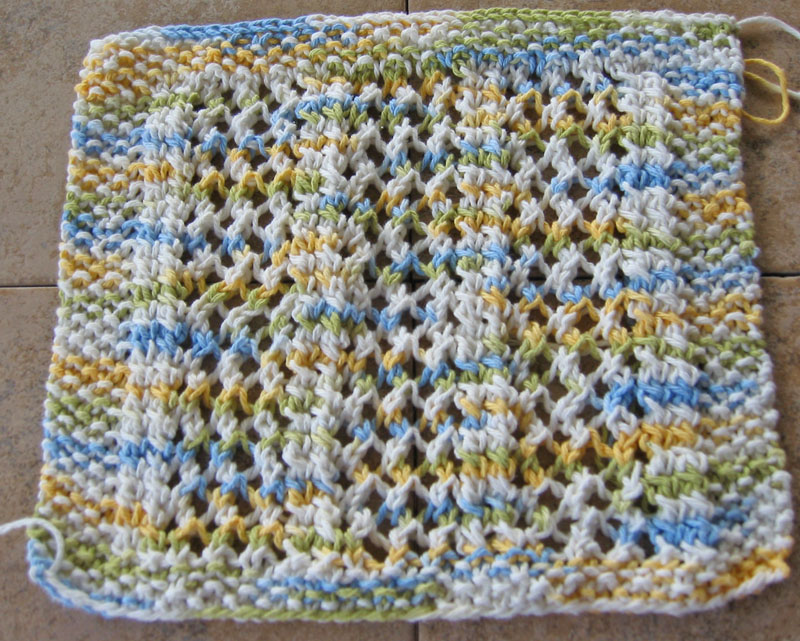 Free Online Crochet Dishcloth Patterns : Crochet Pattern For Heart Dishcloth Free Patterns For ...